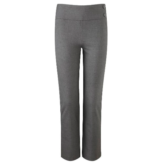 Girls Junior Trouser in Grey